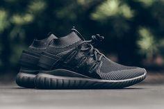 "adidas Originals Tubular Nova Primknit ""Blackout"" (Detailed Pictures) - EU Kicks: Sneaker Magazine"