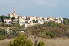 Panoramica di Altidona #marcafermana #altidona #fermo #marche