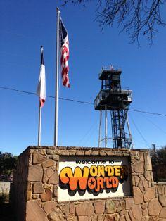 Wonder World in San Marcos, TX