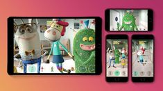 An AR app is helping child cancer patients cope with anxiety