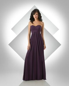 Long Elegant V Neck Strapless Ruched Purple Bridesmaid Dress 2012,Buy cheap A Line One Shoulder Sweetheart Ruched Brown 2012 Bridesmaid Gowns online - Prom Dresses 2012_Plus Size Prom Dress_Plus Size Wedding Dress-TesBuy.com