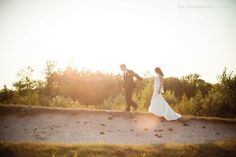 Golf Course wedding, bride and groom portrait, Whistling Straits Wedding   m three studio photography