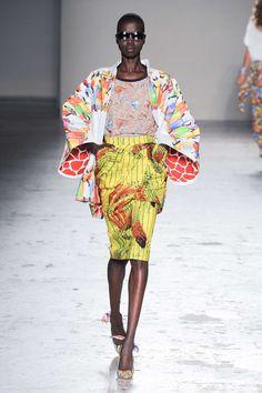 Stella Jean Printemps/Eté 2015, Womenswear - Défilés (#19652)
