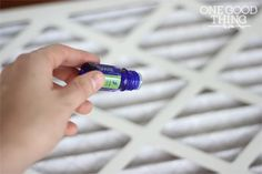 Add to furnace filter. Mix 10-15 drops peppermint oil to spray bottle to keep mice and spiders away