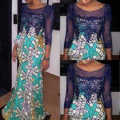 Lovely Ankara Styles Skirt and Blouse http://www.dezangozone.com/2016/08/lovely-ankara-styles-skirt-and-blouse.html