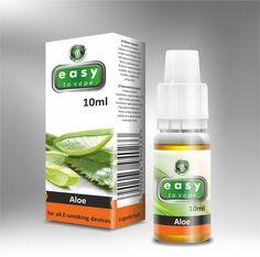 Liquids Easy - Aloe - Orzeźwiający smak Aloesu - http://vogell.pl/#!/page_Easy