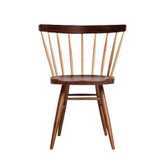 Show details for Nakashima Straight Chair