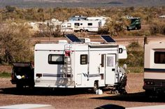 Are you solar RVing yet? Here's some tips if you're interested...