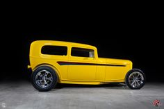Ideas for my new street rod (More at pinterest.com/gary5mith/ideas-for-my-new-street-rod/) 32 Ford Tudor Goodguys Giveaway - Kindig It Design