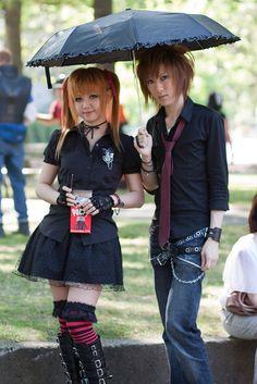 Rima Toya & Senri Shiki - Vampire Knight | Anime Evolution 2010
