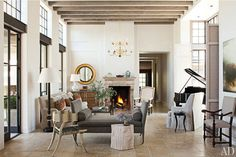 From the Archives: An Elegant Napa Valley Home
