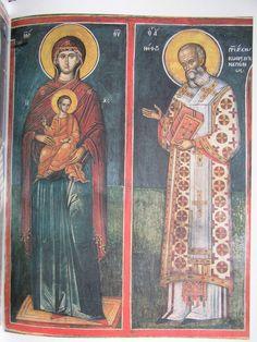 Teofan Cretanul – icoana Altar, Roman Church, Religious Images, Orthodox Christianity, Orthodox Icons, Sacred Art, Fresco, Catholic, Baseball