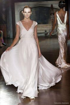 Johanna Johnson Spring 2014 Wedding Dresses — Muse Bridal Collection | Wedding Inspirasi