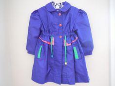 Size 3T Vintage ROTHSCHILD Toddler Girl Purple by LittleMarin,