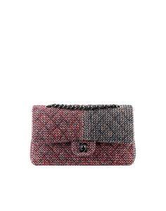 Tweed classic bag - CHANEL