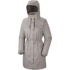 ($250) COLUMBIA WOMENS 3 IN 1 HIGH STREET DAILY LONG OMNI HEAT JACKET/COAT WARM! #Columbia #LONGjacket