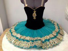 Esmeralda tutu www.theworlddances.com/ #costumes #tutu #dance