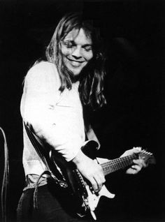 David Gilmour -- Pink Floyd concerts