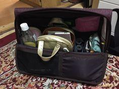 「ひらくPCバッグ」購入致しました!大荷物でも外出が楽しくなるカバン! | 月光の狭間