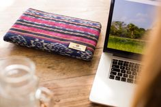 Centuries of Indonesian textile heritage by your side. Featuring the Case.