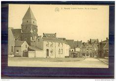 CP Herstal.Chapelle Romaine.Rue de la Chapelle.