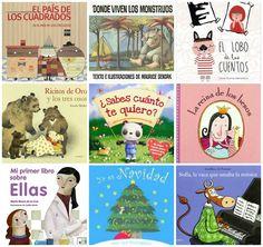Álbumes ilustrados bonitos por menos de 6 €. http://www.elblogdegolosi.com/libros-albumes-ilustrados-bonitos-y-baratos/
