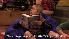 The perfect ICarly JennetterMcCurdy SamPuckett Animated GIF for your conversation. Discover and Share the best GIFs on Tenor. Icarly, I Love Books, Books To Read, High School Reading, Girl Reading, Reading Gif, Why Book, Vida Real, Gifs