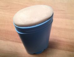 Make your own deodorant.