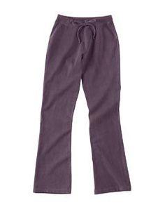 Authentic Pigment 9 oz Women's Pigment-Dyed Stretch Yoga Pants 1960 Authentic Pigment. $24.99