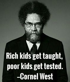 "Rich kids get taught, poor kids get tested. ""The fundamentalist Christians want to be fundamental about everything except ~ Love Thy Neighbor! Black History Quotes, Black Quotes, Black History Facts, Cogito Ergo Sum, Quotes To Live By, Life Quotes, Poor Children, Poor Kids, African American History"