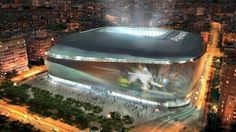 Image 1 of 8 from gallery of gmp Wins Bid to Redevelop Real Madrid's Bernabeu Stadium. Photograph by Real Madrid