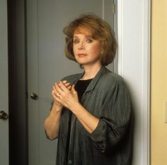 Piper Laurie took time out for motherhood.  Then along came the first version of Carrie ...