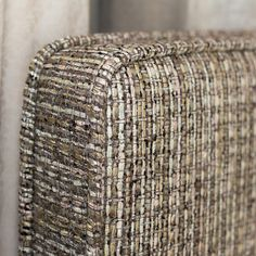 Persia - Topaz is a stunning and vibrant cloth woven from ribbons to create a textured, luxurious and decadent fabric. Ideal for curtaining.