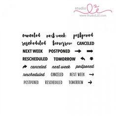 Reschedule It