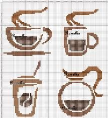 Image result for Cross stitch coffee