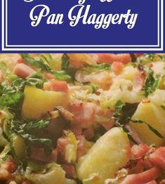 Pan Haggerty Slimming World Recipe - Shell Louise Potato Dishes, Potato Recipes, Soup Recipes, Cooking Recipes, Healthy Summer Recipes, Fall Recipes, Healthy Meals, Slimming World Pork Recipes, Ham And Eggs