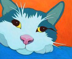 Image from http://bztatstudios.com/wp-content/gallery/custom-pet-portrait-paintings/Edie-Blue-grey-cat-custom-pet-portrait-painting-BZTAT-LR.jpg.