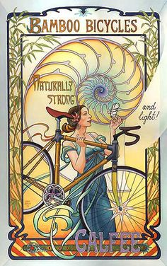 Dream ride #3 -- Naturally strong and light!