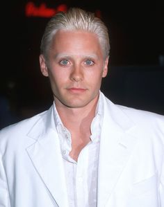 This eyebrow-hair combo. | 19 Bad Things That Happened To Jared Leto