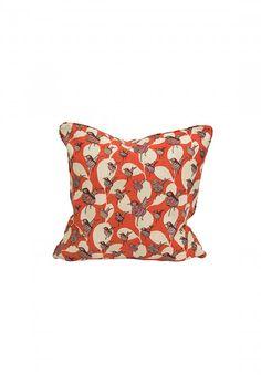LULU DK Dancers Coral Pillow