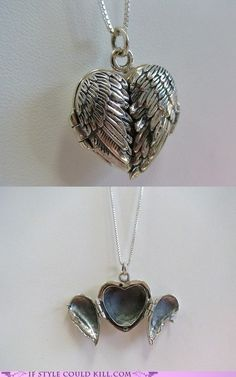 another cute locket....I love this and want it!