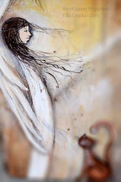 Anioł Jasnej Przyszłości to Anioł dla każdego, komu życzysz przyszłości w jasnych barwach