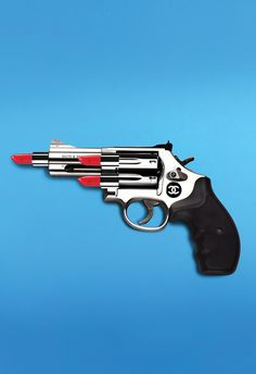 Chanel Gun by Eda Dürûst (2015)