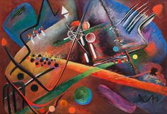 Exposition Art Blog: Geometric abstraction Rudolf Bauer