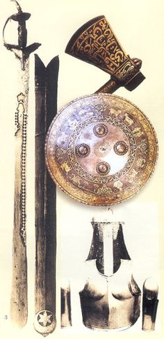 Medieval Islamic weapons