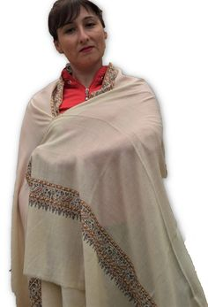 Geographical Indication marked (GI) Kashmir Pashmina - worlds most luxurious fabric