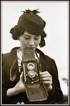 Kansuke Yamamoto, late1930's.  ©Toshio Yamamoto