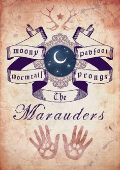 The Marauders. Something people that just watched the movies will know nothing about.