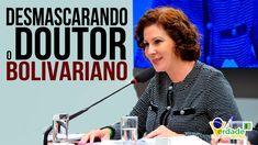 Carla Zambelli desmascara DOUTOR Bolivariano e promove TRETA no parlamento
