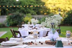 Sweet table decor | Hayley Anne Photography